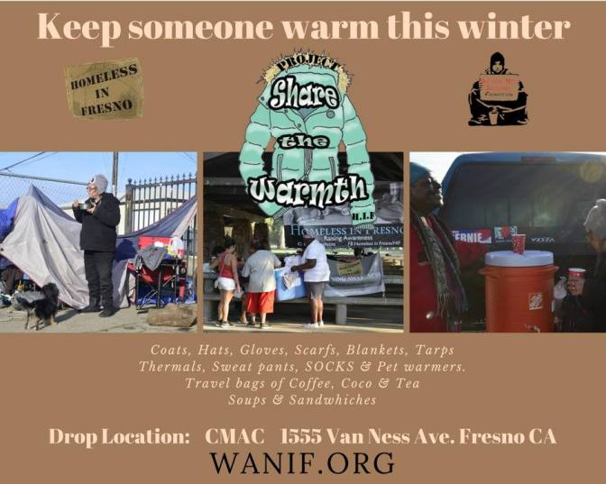 Project Share The Warmth